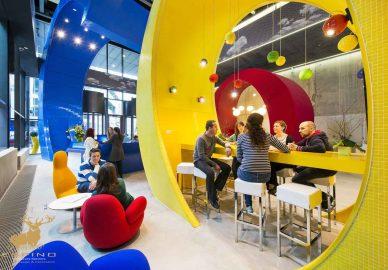 چگونه طراحی داخلی در رفتار انسان تاثیر می گذارد