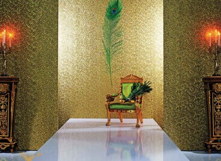 فضایتان را با طرح های کاغذ دیواری عالی به روز کنید