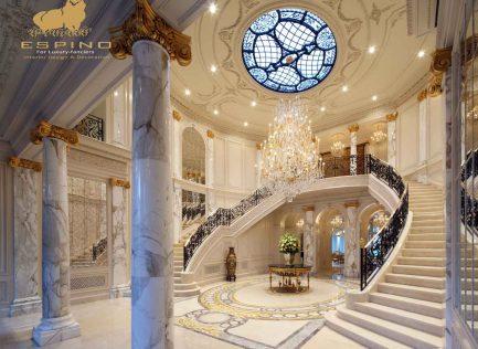 سبک معماری باروک در دکوراسیون داخلی