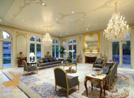 سبک معماری کلاسیک در طراحی داخلی