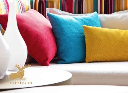 رنگ هایی که در طراحی داخلی استفاده می نماییم