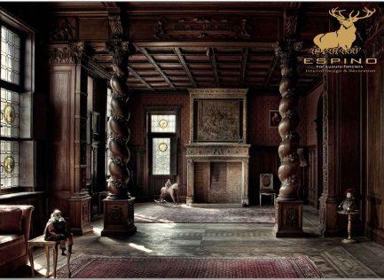 سبک معماری ویکتوریا در طراحی داخلی